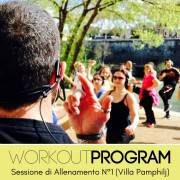 WalkZone® workout program villa pamphili